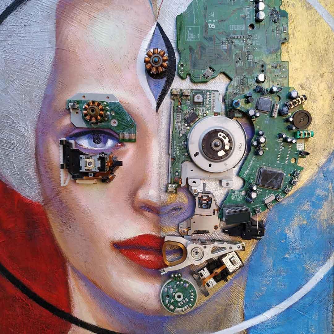 Mostra Collettiva Visioni Parallele 3